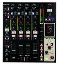 Denon DN-X1600 4-Channel Digital DJ Mixer (Brand New)