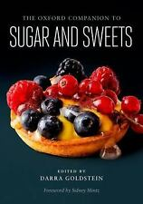 NEW - The Oxford Companion to Sugar and Sweets (Oxford Companions)