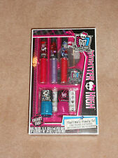 NEW, MONSTER HIGH SKULLTIMATE BEAUTY SET