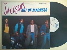 "DISCO MIX 12"" VINILE THE JACKSONS - ART OF MADNESS - MAXI SINGLE EPIC 1989 EX/VG"