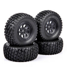 4PC 12mm Hex 1/10 Scale RC Short Course Truck Off-road Argyle Tire & Wheel 29002