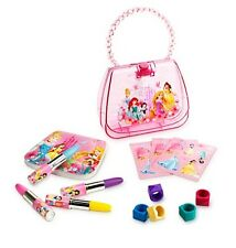 Disney Store Authentic Princess Creativity Marker Art Girl School Box Craft Set