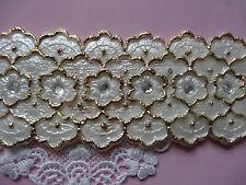 Medium Flowers Lace silicone mold fondant cake decorating wedding lace food FDA