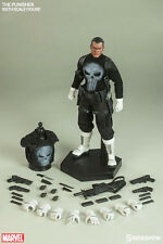 "Sideshow 2016 THE PUNISHER 12"" 1/6 Scale Action Figure MARVEL NEW FREE SHIPPING"