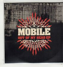 (GC611) Mobile, Out Of My Head  EP - DJ CD