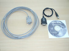Celestron NexStar 5m PC cable & USB to Serial Adapter Win 10 support