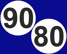 DISQUES grand modèle  80/90 POUR REMORQUE CAMPING CAR