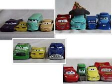 Disney Pixar Cars 2 Metal Plastic Die Cast Lot of 15 Mattel Doc Mater Matador