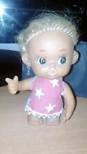 Vintage Rubber Doll,  made in Japan Cute Blonde