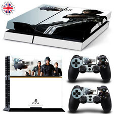 FINAL FANTASY XV 15 PS4 Playstation 4 Wrap Skin Sticker Cover Console Controller