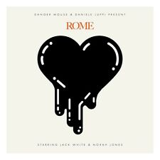 DANGER MOUSE & DANIELE LUPPI 'Rome LP new jack white Norah Jones gnarls barkley