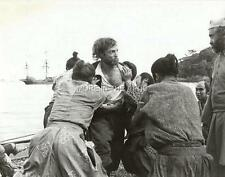 JAMES CLAVELL RICHARD CHAMBERLAIN ORIG SHOGUN NBC PRESS PHOTO #1