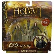 The Hobbit An Unexpected Journey Legolas & Tauriel 3.75 Inch Adventure 2 Pack