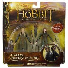 The Hobbit An Unexpected Journey Legolas & Tauriel 3.75 Inch Adventure 2 Pack