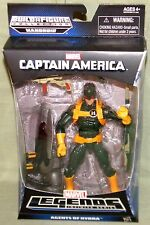 "Marvel Legends HYDRA SOLDIER Captain America Infinite 6"" Figure Mandroid Series"