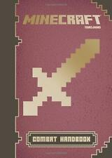 Minecraft: Combat Handbook (Updated Edition) by Stephanie Milton (Hardcover) NEW