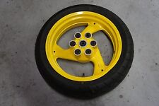 E DUCATI 907 IE PASO 1992 OEM REAR WHEEL