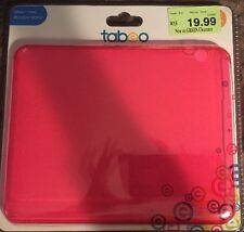 Tabeo Tablet Pink Clear Case for 8 inch Tabeo Tablet