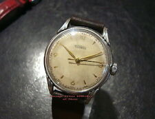 Orologio   TECHNOS   - 17Jewel  -  50's -  Good Condition  -  Vintage Watch
