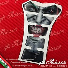 Paraserbatoio Resinato Sticker 3D The JOKER Batman Moto