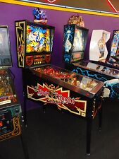 Williams Black Knight 2000  Pinball Machine  ****LED's******