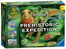 Ravensburger 18929 ScienceX Maxi Prehistoric Expedition Science Activity Kit New
