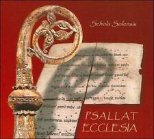 Psallat Ecclesia: Sequences From Medieval Norway, New Music