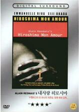 Hiroshima mon amour (1959) DVD - Alain Resnais (New & Sealed)