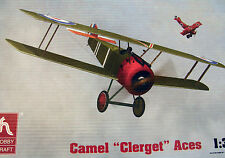 See EU Postage info Hobbycraft 1/32 Sopwith Camel Clerget NEW TOOL WW1 Fighter