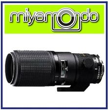 Nikon AF Micro 200mm f/4D IF-ED Lens