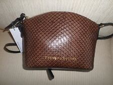 Dooney Bourke Ruby Taupe Brown Black Crossbody Handbag NWT