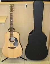 2009 Martin D-1 Acoustic Guitar With Case