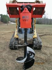 MTL Attachments Extreme Skid Steer Auger-Direct Drive w/Palnetary Gear-Ship 149