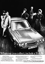 TOYOTA CELICA 2000ST RETRO POSTER A3 PRINT FROM CLASSIC 70'S ADVERT