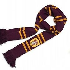 Fashion New Arrival Cosplay New Harry Potter Gryffindor Thicken Wool Knit Scarf