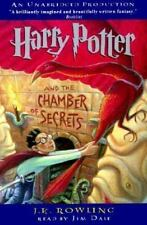 Harry Potter The Chamber of Secrets Rowling Audio Book on 6 Cassette Tapes