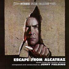 Escape From Alcatraz - Complete Score - Limited Edition - Jerry Fielding