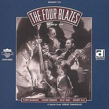 Mary Jo by The Four Blazes (Chicago) (CD, Nov-1997, Delmark (Label))