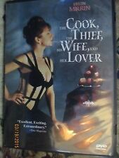 Peter Greenaway's the Cook, the Thief, his Wife & her Lover - Helen Mirren