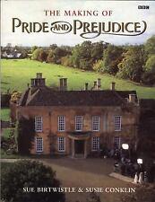 The Making of Pride and Prejudice (BBC) Conklin, Susie, Birtwistle, Sue Paperba