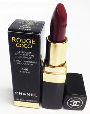Chanel Rouge Coco Lipstick Ultra Hydrating Lip Colour 446 Etienne 0.12oz.
