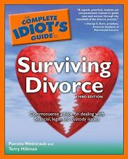 SURVIVING DIVORCE THIRD EDITION - THE COMPLETE IDIOT'S GUIDE TO - ALPHA BOOKS -