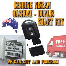 Nissan Qashqai Dualis Genuine Proximity Smart Key - Nissan - 285E3-4X00A - New