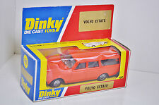 Dinky 122 Volvo Estate - Rare Late Issue Made in Italy