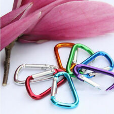 10X Carabiner Water Bottle Buckle Hook Holder Clip For Camping Traveling QW NEW