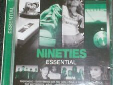 NINETIES ESSENTIAL (2012) Radiohead, Roxette, Waterboys,Babylon Zoo, EMF, Shaggy