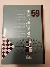 Chess Informant - ISSUE 59 Chess