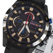 Casio Edifice EFR-540RBP 1AER full black chronograph for mens