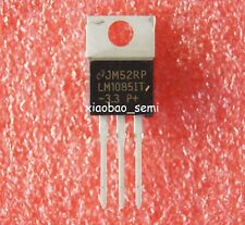 10pcs New LM1085 LM1085IT-3.3 NSC TO-220 Voltage Regulator