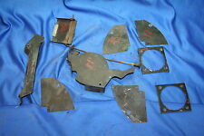 Jensen Healey Brackets Vent Doors and Covers